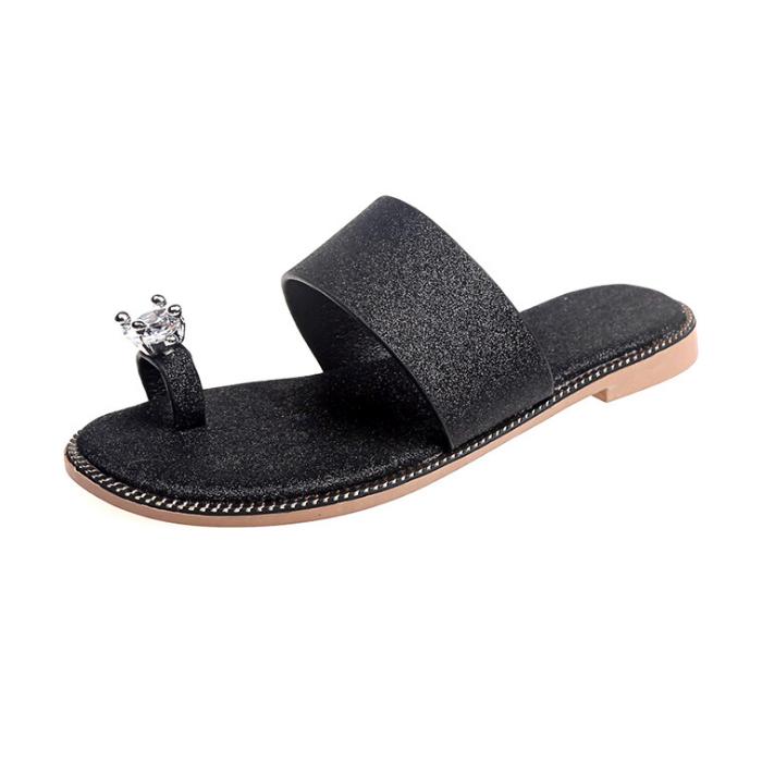 Ladies Fashion Summer Shoes Women Black