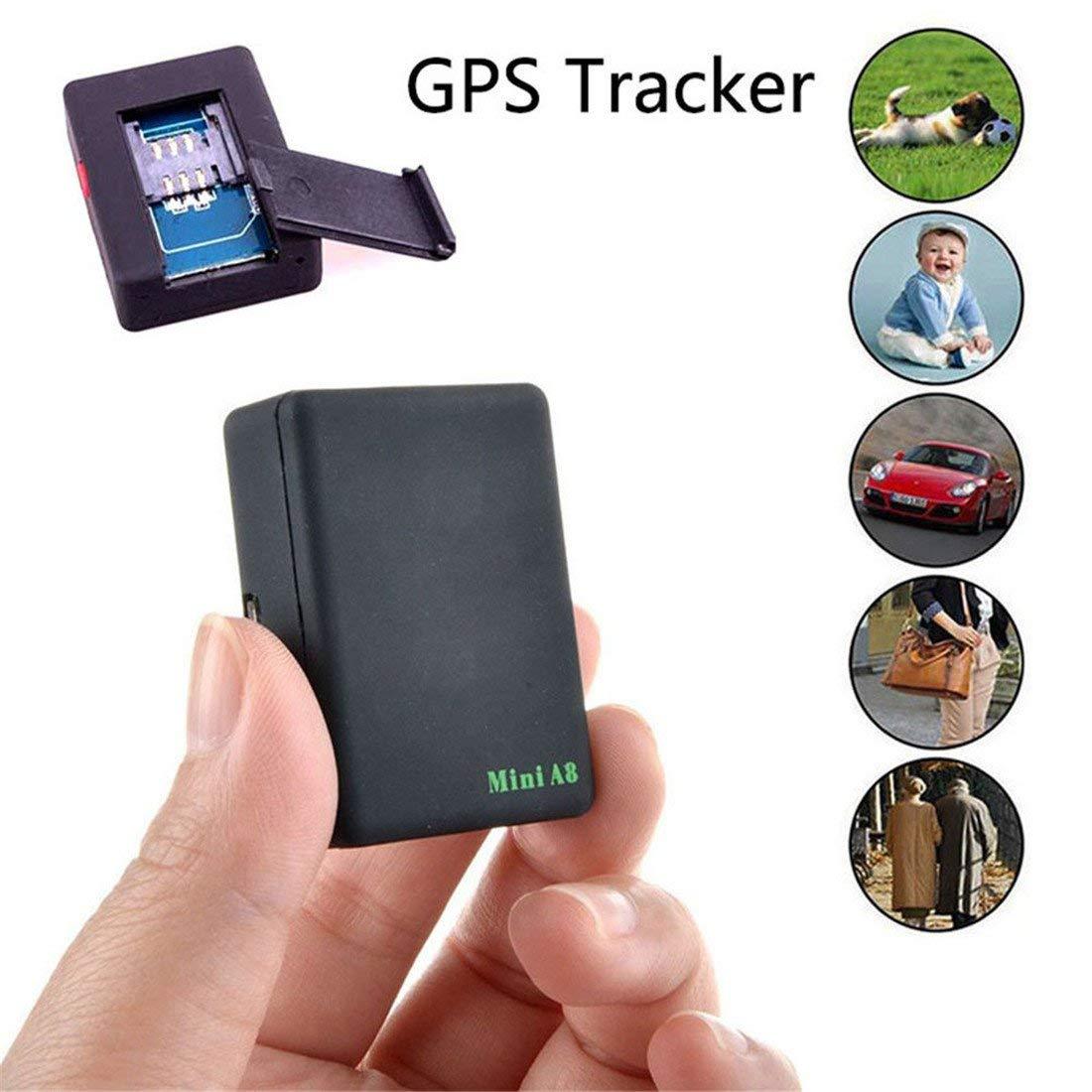 Mini Vehicle GSM/GPRS/GPS Tracker Global Locator A8 Realtime GPS Car Tracker