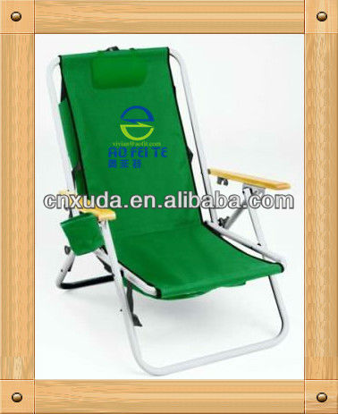Folding Backpack chair with arms,beach chair,camping chair