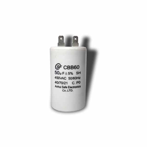 Remco CBB60 2uF RUN CAPACITOR  50Hz