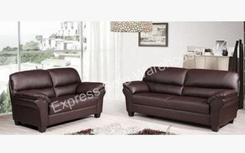 Candy 3 2 Pu Lether Sofa
