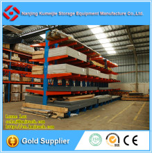 Heavy Duty Stable Iron Cantilever Racking for Long Objects