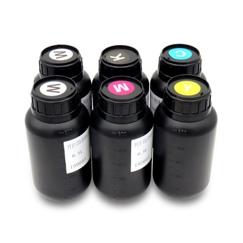 UV Inkt Voor Ricoh UV Flatbed Printer Voor Ricoh GH2220 GEN4 GEN5 GEN6 Printer uv inkt set