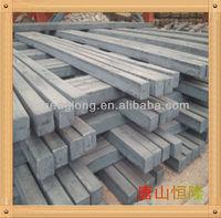 Prime ms steel square bar steel billet size 120*120 3SP