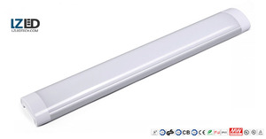 2016 Alibaba Best seller the Newest LED Tri-Proof Light 4ft 6500k 40W LED Batten Fixture