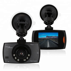 Cheapest Factory Direct supply Full HD 1080P 2.5 inch screen car black box camera G30 car dash cam