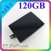 Wholesale price 120GB hard drive for XBOX 360 Slim