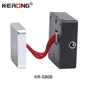 KERONG Smart Eletronic RFID Cabinet Lock With Card Reader For Spa Gym Sauna Wooden Metal Lockers