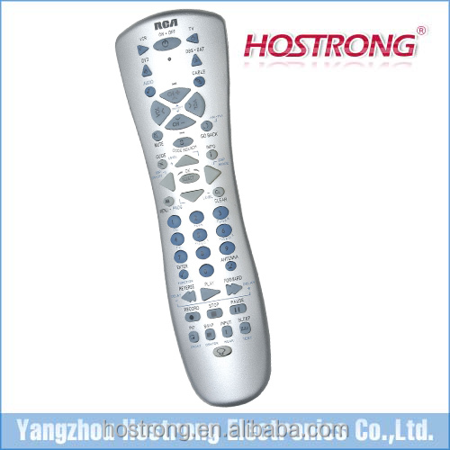 ORIGINAL QUALITY RCA RCU600M 6-Device universal Remote Control for TV/VCR/DVD/DBS/SAT/ Audio/Cable