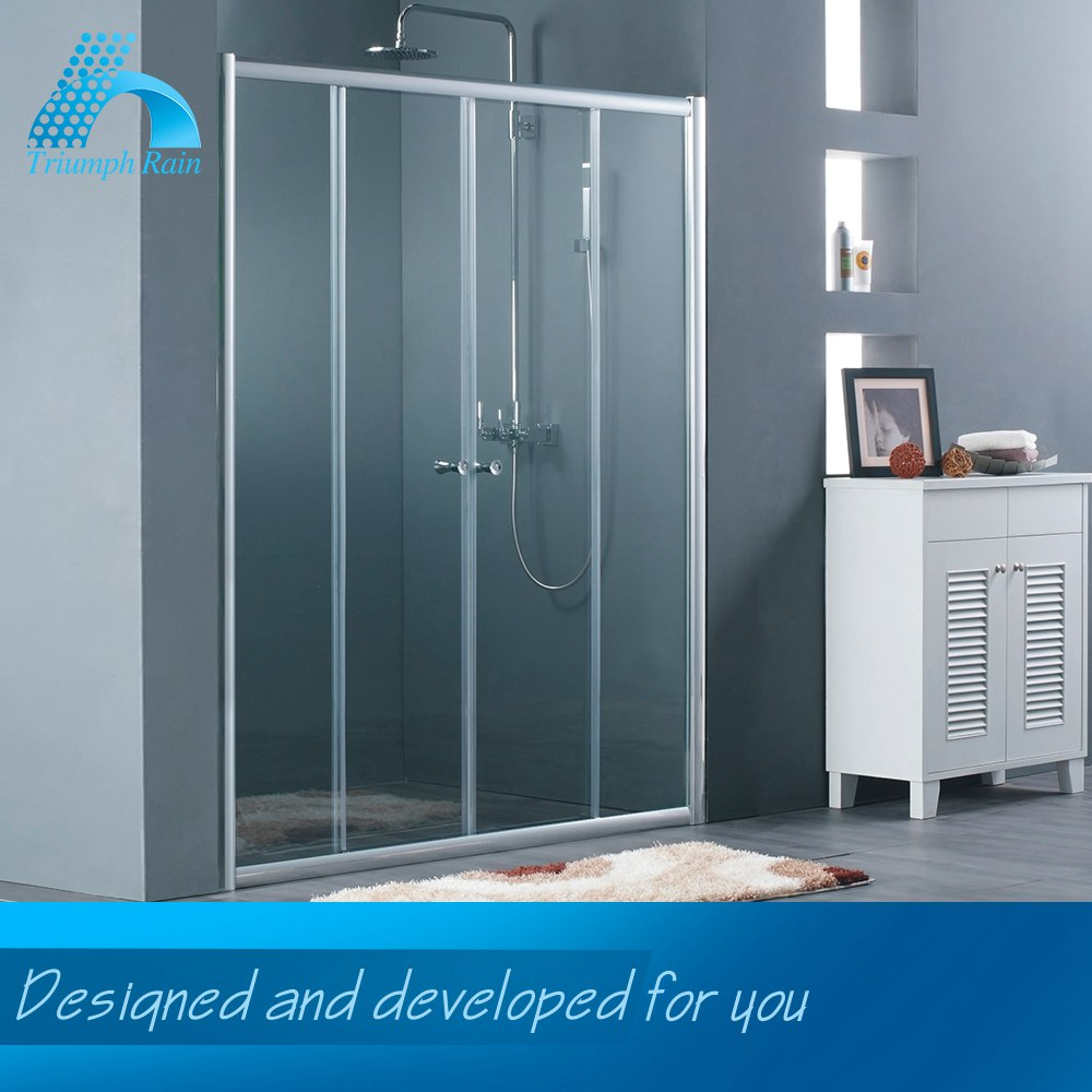 Plastic Shower Door Plastic Shower Door Suppliers and
