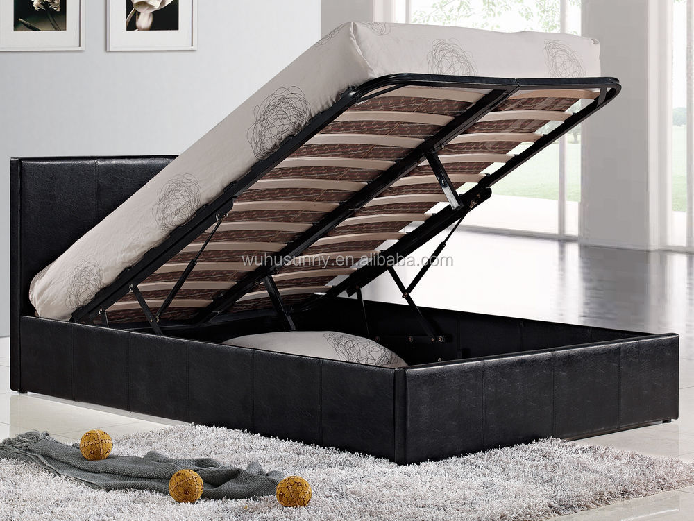 Faux Leather Cheap Double Bed, Faux Leather Cheap Double Bed Suppliers and  Manufacturers at Alibaba.com - Faux Leather Cheap Double Bed, Faux Leather Cheap Double Bed