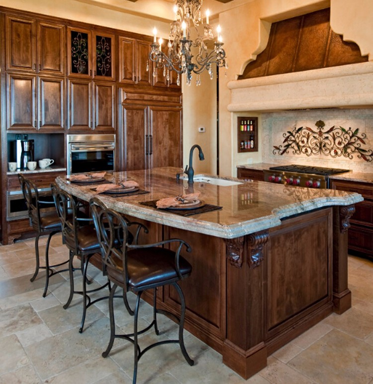 100 Percent Solid Wood Waterproof Kitchen Cabinet For ...
