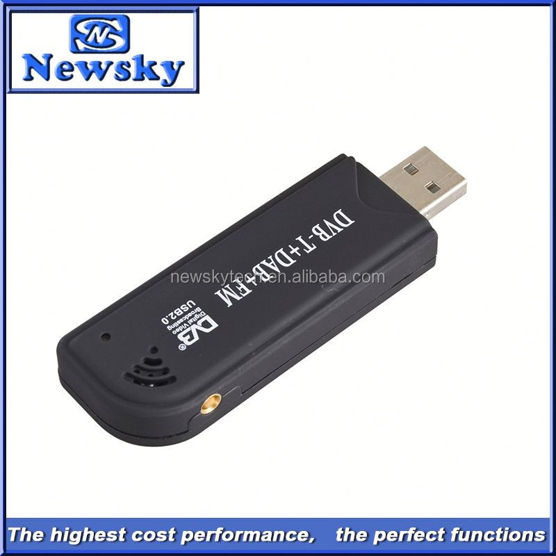 FM/DAB/SDR supported computer monitor tv tuner support 1-seg isdb-t