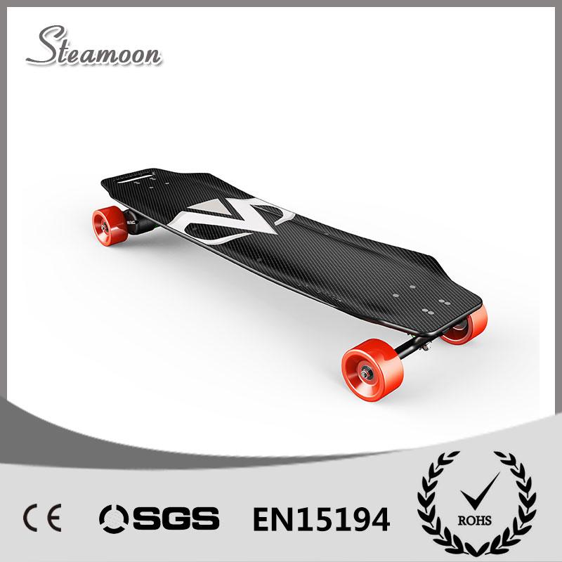 2016 New 1500w 3000w Carbon Fiber\/fiber Electric Skateboard  Buy Electric Skateboard,Carbon
