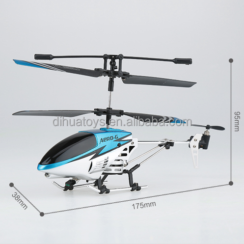 3,5-Kanal-Fernbedienung Heli Sale Long Flight Time RC-Hubschrauber