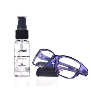 cheap wholesale cleaning set sunglasses / spray lens cleaner / cleaning set eyeglasses