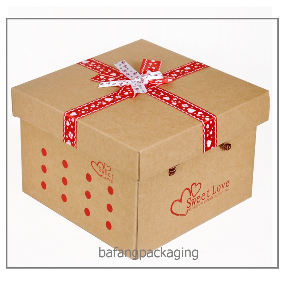 Favorable supply manufacturers paper corrugated box for <strong>gift</strong>
