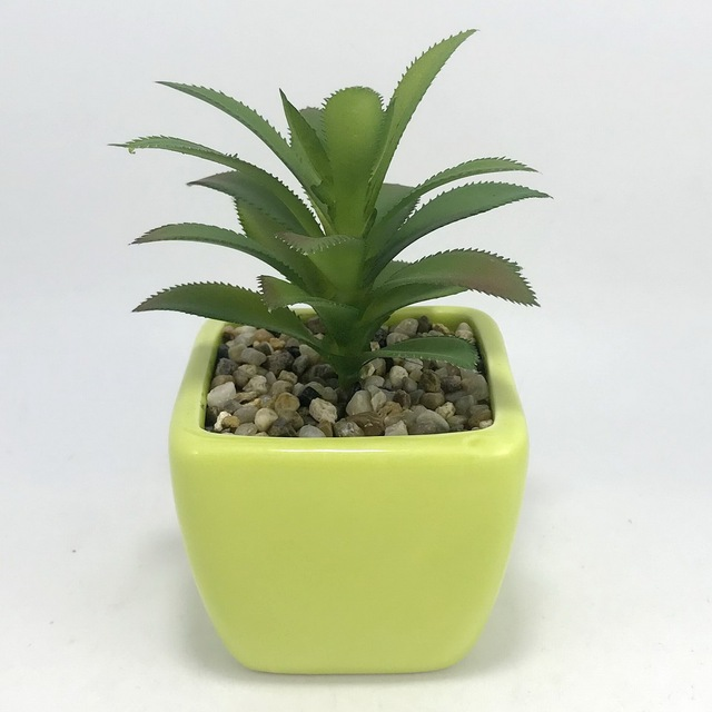 New Products Small Ceramic Flower Pot With Artificial Succulents Ceramic Planter Pot - Buy New Products Small Ceramic Flower PotCeramic Flower Pot With ... & New Products Small Ceramic Flower Pot With Artificial Succulents ...