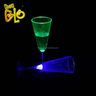 Decoration Glass Led Glass Wedding Decoration LED Champagne Cups Glass