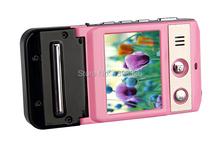 gift digital camera 4X Digital Zoom  5.2 Mega Pixels LTPS TFT LCD  Free Shippimg