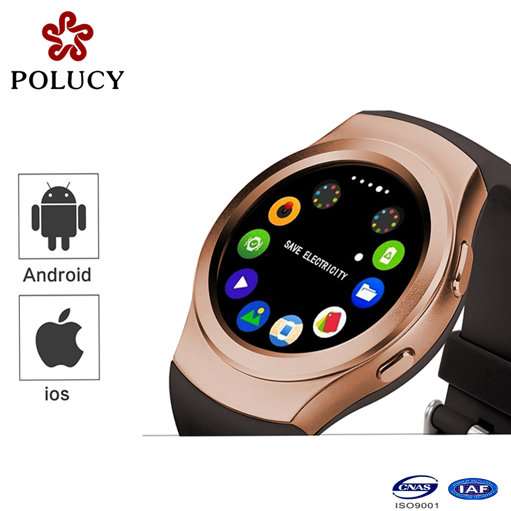 New Smartwatch s04 Bluetooth Smart watch for Apple iPhone & Android Phone