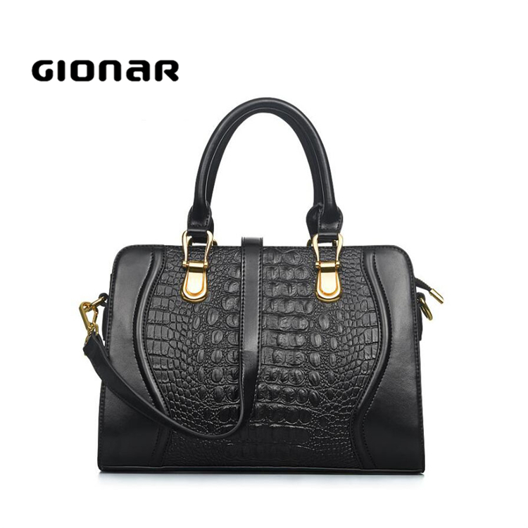 Black Designer Large Patent Leather Tote Bags Women And Handbags On Sale Online