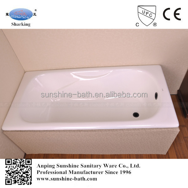 Small Drop In Tub Part - 49: Small Bath Dimension Porcelain Baby Tub Small Drop In Bathtub
