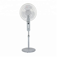 5 PP Blade Stand Fan <span class=keywords><strong>Nationale</strong></span> Voetstuk <span class=keywords><strong>Ventilator</strong></span> met 4 Speed Control COC GCC