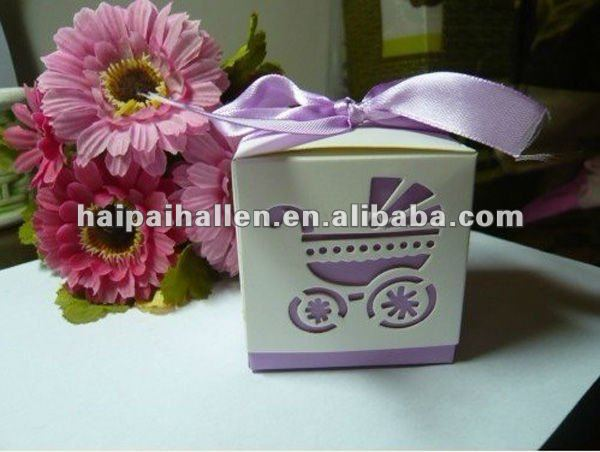 Wedding Favor Boxes Candy Boxes Baby Shower Babys Day Out Laser