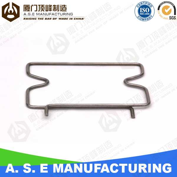 ODM service for heater pipe bending brackets for wood