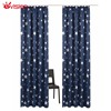 star design living room window ready made eyelets valance curtain