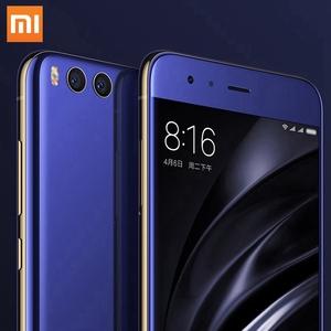 xiaomi mi 6GB RAM + 64GB ROM Dual camera made in china slim android mobile phone