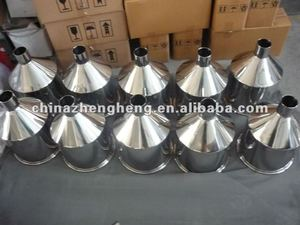 Stainless Steel Funnel 5L-100L