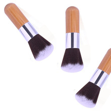 Face Brush For Foundation Powder Blusher Makeup Tool