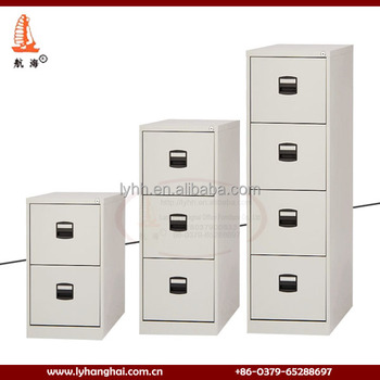 Cheap Chinese Furniture Shops 4 Tiers Steel Drawer Cabinet Steel Structure  Vertical Filing Cabinet Dimensions In