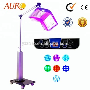 AU-1 2019 New Professional  PDT Therapy lamp Beauty Equipment skin care machine salon use