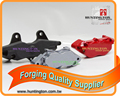 OEM precision quality metal hot forging brake caliper