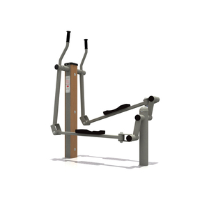 outdoor and indoor gym fitness equipment leg and arm exercise machine