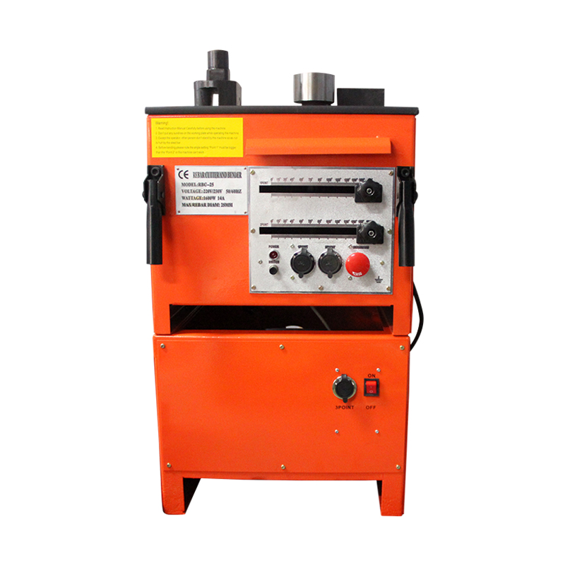 High grade hydraulic desk electric rebar cutting bending machine for building sheet bending machine in pakistan
