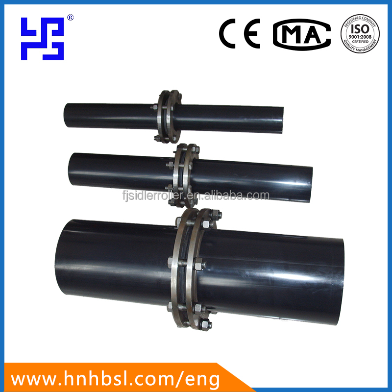 Municipal water supply use OD 400mm 5000meter HDPE pipe plastic pipeline