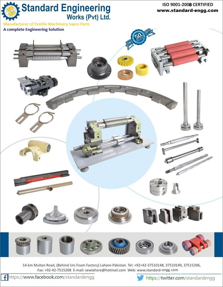 Drawing Frame Machine Parts, Drawing Frame Machine Parts Suppliers ...