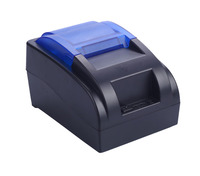 Cheapest usb pos 58mm thermal receipt printer support photo and QR code printing for coffee bar