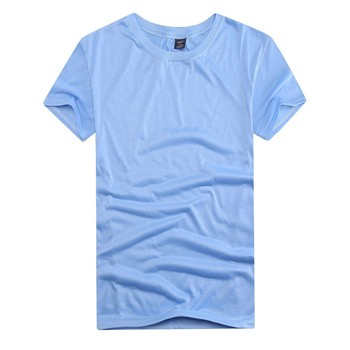 6c3234b15487 wholesale plain white 100% cotton fitting casual t shirts for advertisement  and election