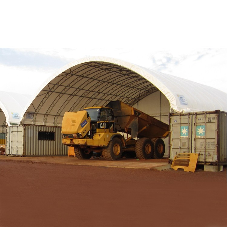 Portable Dome Shelters : Portable pvc fabric outdoor dome car shelter buy
