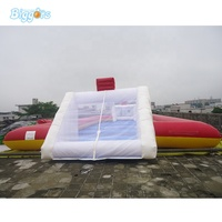 Giant Portable Inflatable Soccer Field