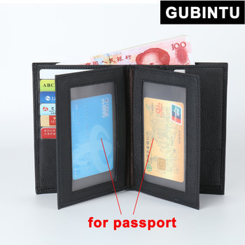 Leather Passport holder Wallet Manufacturer