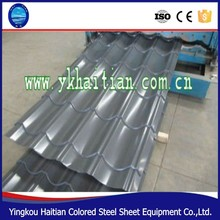 Low cost high quality Best Selling roof,PPGI corrugated roofing, decorative metal roof tile