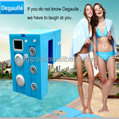 Water Treatment/Degaulle Astral Pool Filter S350/Pool Filter S350 with pool filter pump