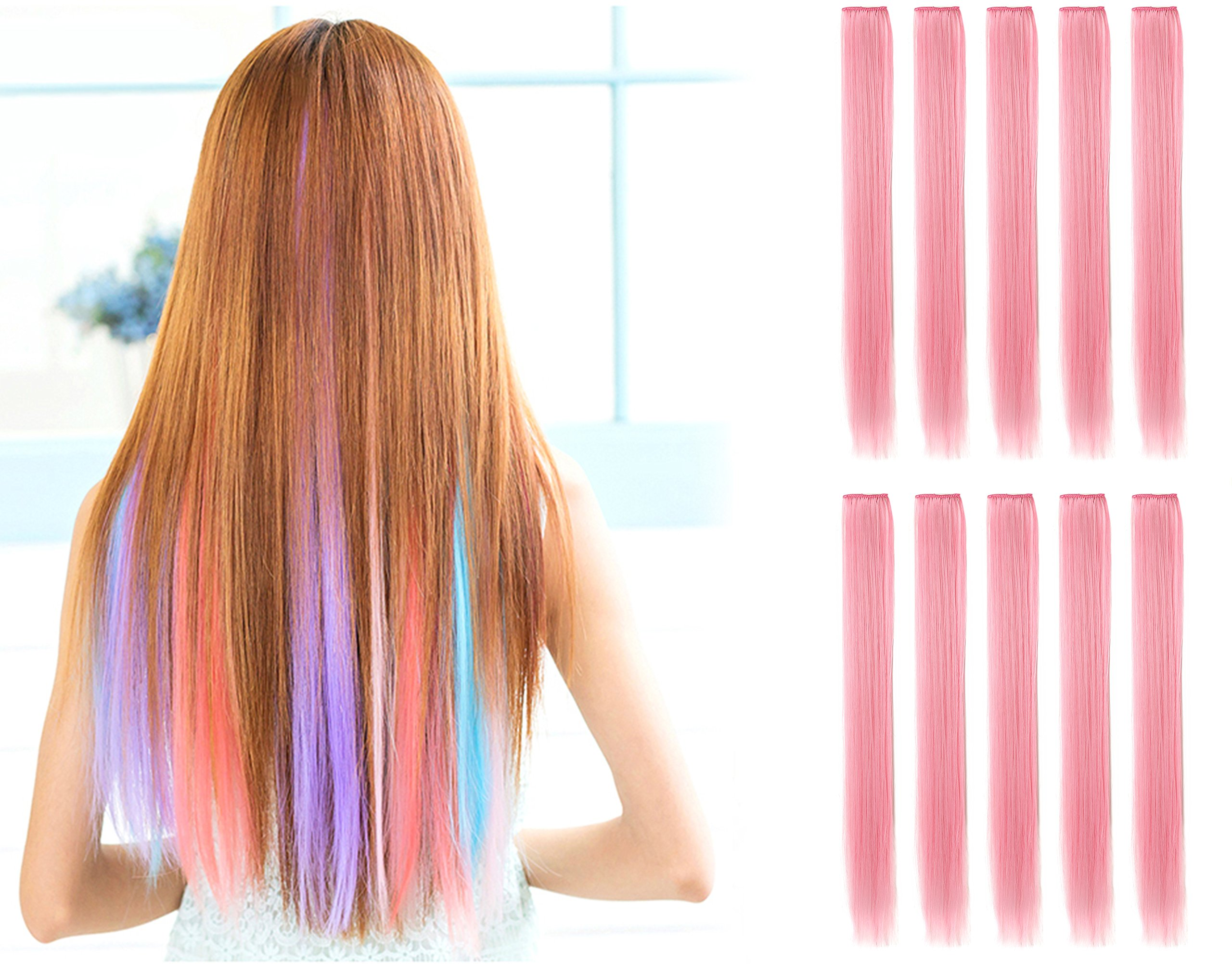 Cheap Pink Hair Extensions Find Pink Hair Extensions Deals On Line