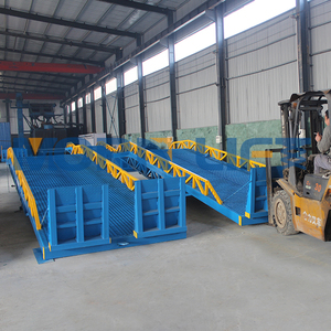 10t container loading yard ramp for sale
